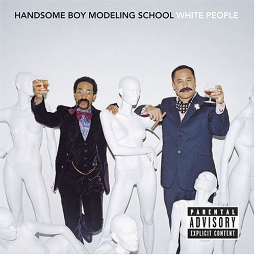 Handsome Boy Modeling School - White People, 2xLP