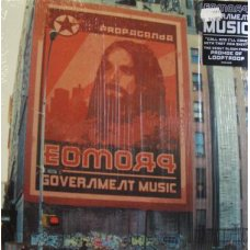 Promoe - Government Music, 2xLP