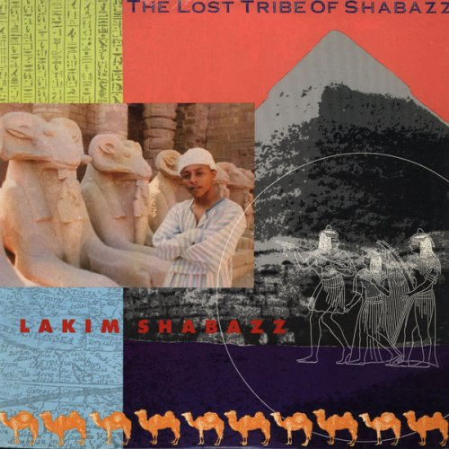 Lakim Shabazz - The Lost Tribe Of Shabazz, LP