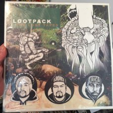 Lootpack - The Lost Tapes, 2xLP