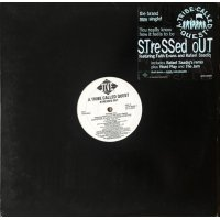 """A Tribe Called Quest - Stressed Out (Remix), 12"""", Promo"""