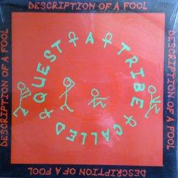 "A Tribe Called Quest - Description Of A Fool, 12"""