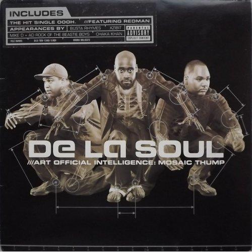 De La Soul - Art Official Intelligence: Mosaic Thump, 2xLP
