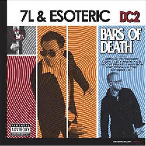 7L & Esoteric - DC2: Bars Of Death, 2xLP