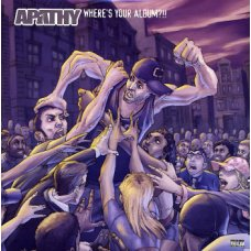 Apathy - Where's Your Album?!!, 2xLP