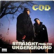 C.O.D. - Straight From The Underground, LP