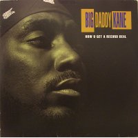 """Big Daddy Kane - How U Get A Record Deal, 12"""""""