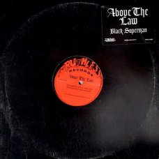 "Above The Law - Black Superman, 12"", Promo"