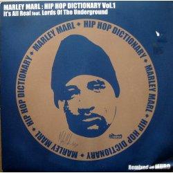 "Marley Marl - Hip Hop Dictionary Vol. 1, 12"""