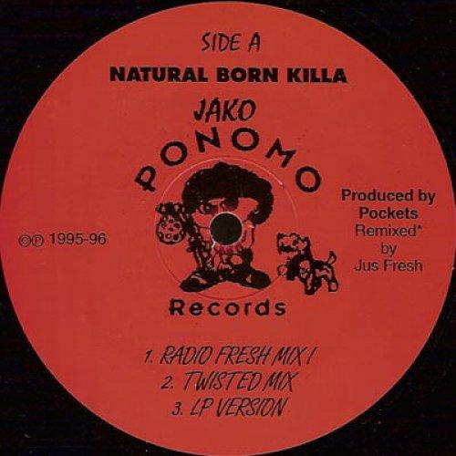 "Jako - Natural Born Killa, 12"""