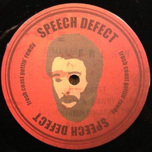 Speech Defect - Freshcoast Gettin' Rowdy (Instrumentals), LP
