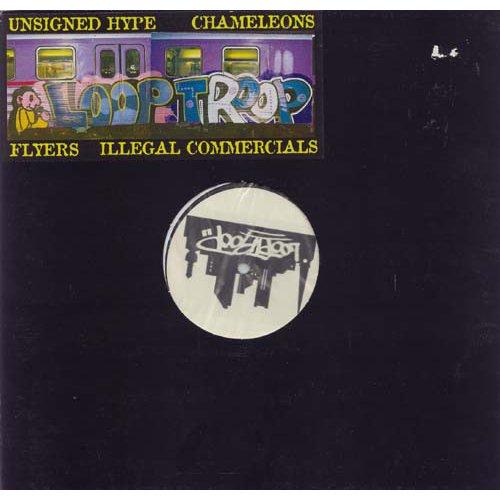 """Looptroop - Unsigned Hype EP, 12"""", EP"""