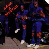 "Kaos & Mystro - Mystro On The Flex, 12"""