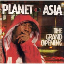 Planet Asia - The Grand Opening, 2xLP