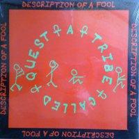 "A Tribe Called Quest - Description Of A Fool, 12"", Promo"