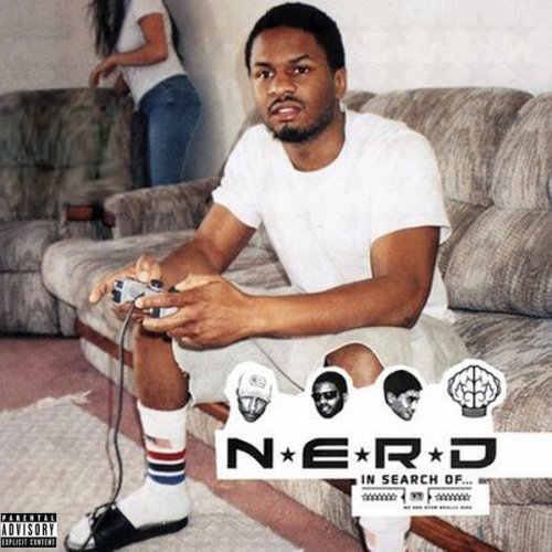 N*E*R*D - In Search Of..., 2xLP