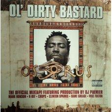 Ol' Dirty Bastard - Osirus (The Official Mixtape), 2xLP, Mixtape
