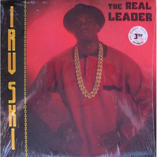 "Irv Ski - The Real Leader, 12"""