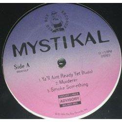 """Mystikal - Mystikal, 12"""", EP"""