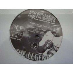 "DJ Screw - The Legend, 12"", Promo"
