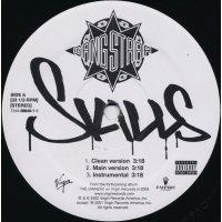 """Gang Starr - Skills / Natural, 12"""", Promo"""