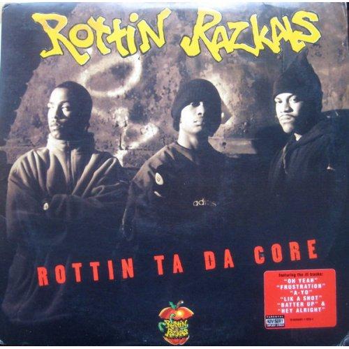 Rottin Razkals - Rottin Ta Da Core, LP, Promo