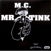 """M.C. Mr. Tink - I Need A Game Plan, 12"""", Promo"""