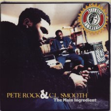 Pete Rock & C.L. Smooth - The Main Ingredient, 2xLP, Repress
