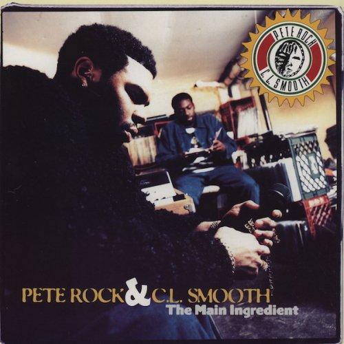 Pete Rock & C.L. Smooth - The Main Ingredient, 2xLP, Repress