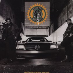 Pete Rock & CL Smooth - Mecca And The Soul Brother, 2xLP, Repress