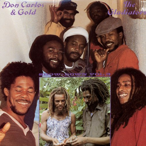 Don Carlos & Gold With The Gladiators - Show-Down Vol. 3, LP, Repress