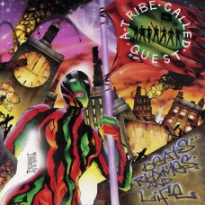 A Tribe Called Quest - Beats, Rhymes And Life, 2xLP, Reissue