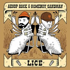 "Aesop Rock & Homeboy Sandman - Lice, 12"", EP"