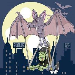 Evolve, Ciggy Burns - Be My Guest / The Slow Burn, LP