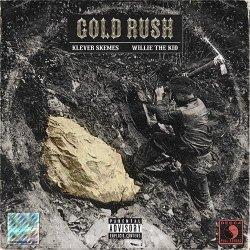 Klever Skemes, Willie The Kid - Gold Rush, LP, EP