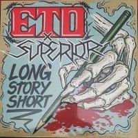 Lil' Eto X Superior - Long Story Short, LP