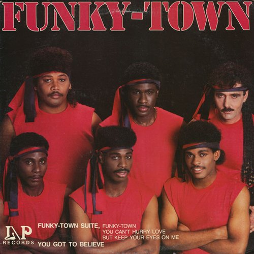 """Funky-Town - Funky-Town Suite, 12"""" Test Pressing"""