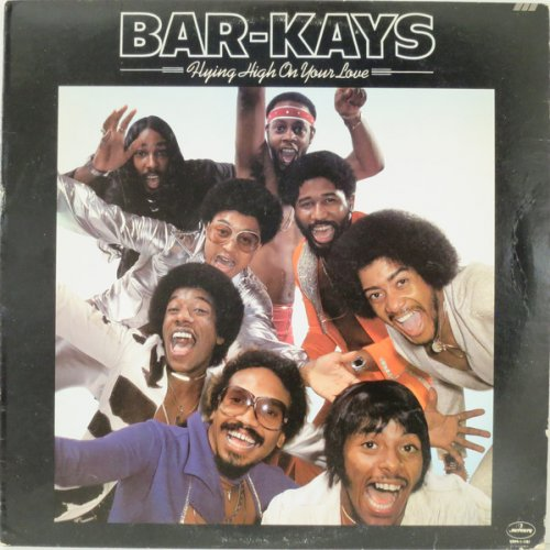 Bar-Kays - Flying High On Your Love, LP
