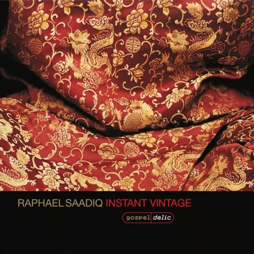 Raphael Saadiq - Instant Vintage, 2xLP, Reissue, Remastered