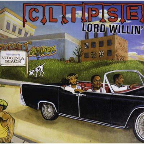 Clipse - Lord Willin', 2xLP, Reissue