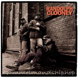 Randolph Clooney - Gammelmandshiphop, LP