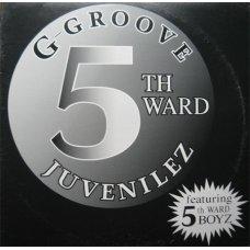 "5th Ward Juvenilez - G-Groove / Busta Azz Nigga, 12"""