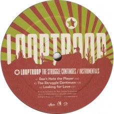 Looptroop - The Struggle Continues Instrumentals, 2xLP