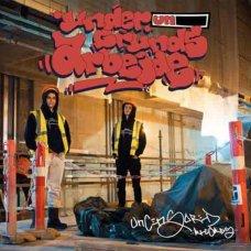 Boogie Pukki & Migidi Mansa - Undergrunds Arbejde, LP