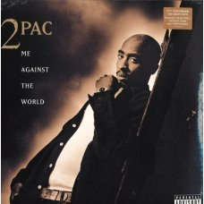 2Pac - Me Against The World, 2xLP, Reissue