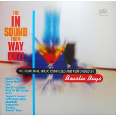 Beastie Boys - The In Sound From Way Out!, LP, Reissue