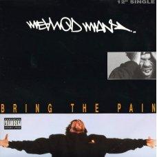 "Method Man - Bring The Pain, 12"""