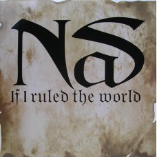 Nas - If I Ruled The World, 12""