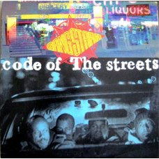 """Gang Starr - Code Of The Streets, 12"""""""