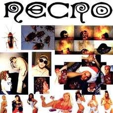 "Necro - Cockroaches EP, 12"", EP"